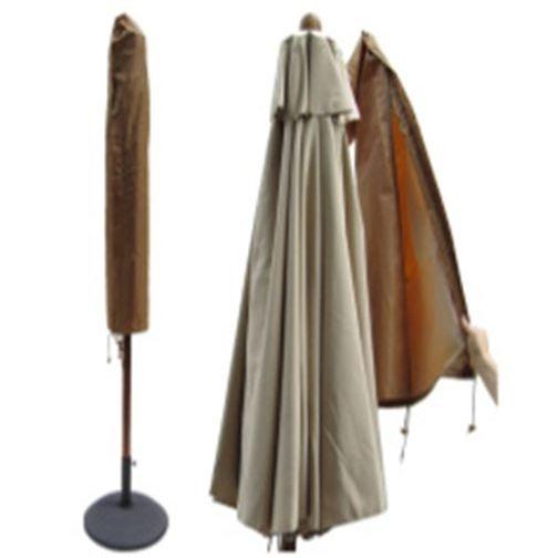 Schutzhülle für Holzschirm Bambus