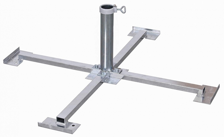 Plattenständer | für 55 mm Rohr