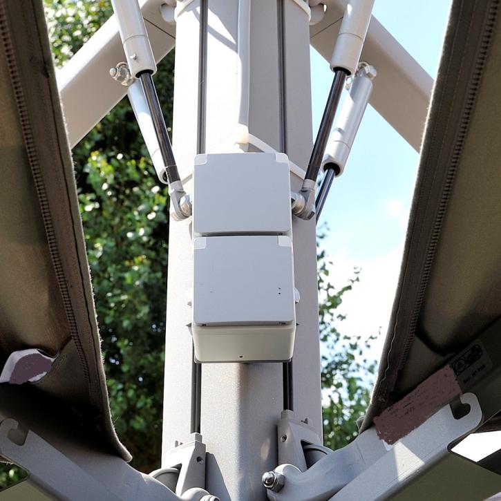 Doppel-Steckdose für Infrarot-Schirmheizung | Multischirm
