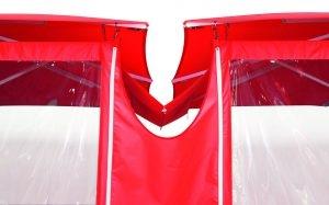 Verbindungsstück für Seitenwände | BAHAMA Jumbrella XL