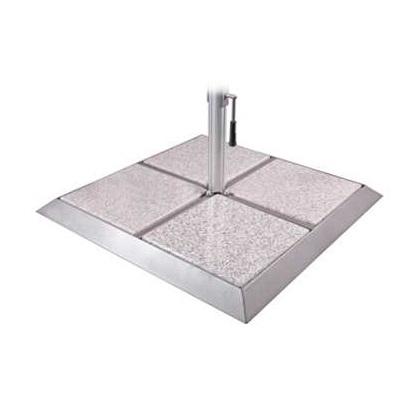 Rahmenständer | für einen Satz Betonplatten | Ø 65 mm