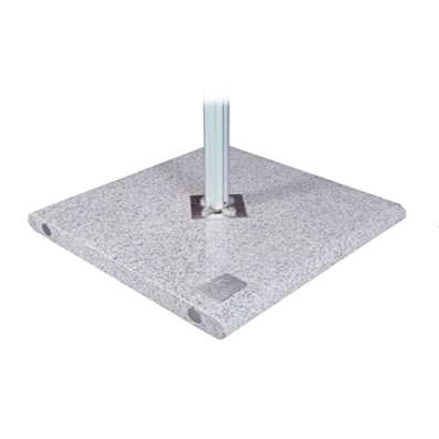 Granitständer, eckig | Ø 65 mm | 170 kg