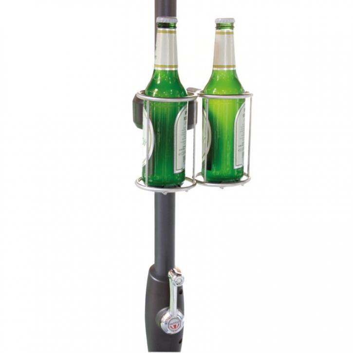 BBQ Flaschenhalter für Grillschirm | Grillmeister
