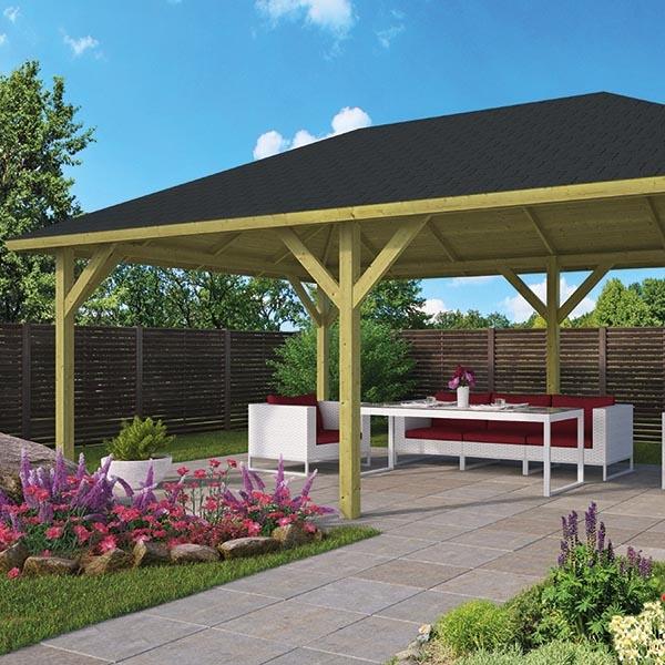 Gartenpavillon Ultimo