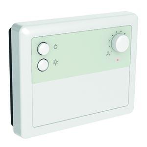 Harvia Steuerung CF9 | Externe Steuerung für Elektro-Ofen für Fasssauna