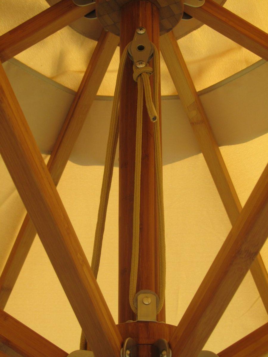 Bambus Levante | Holzschirm