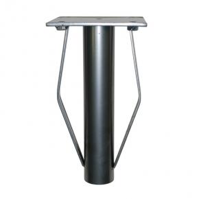 Bodenhülse für Holzschirm Bambus   Set, 2-teilig