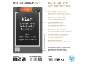 SMOKINGPOINT 2-in-1 Set